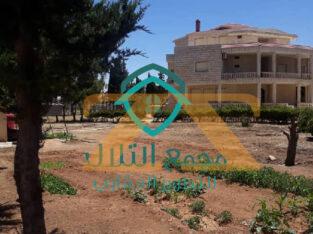 فيلا للبيع في ريف دمشق معرة صيدنايا