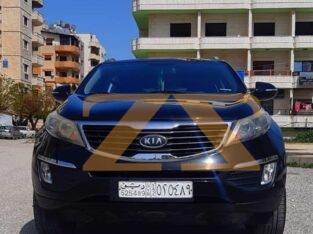 للبيع في دمشق كيا سبورتيج 2011