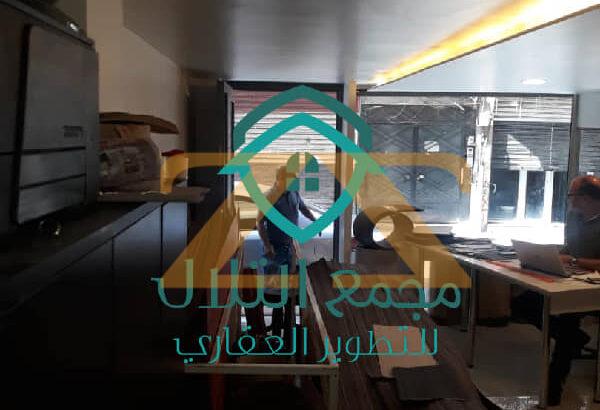 محل تجاري للاجار السنوي في دمشق القصاع