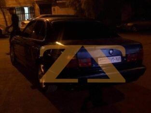 للبيع في دمشق BMW 92