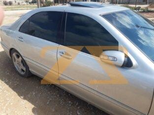 للبيع في دمشق مرسيدس s500