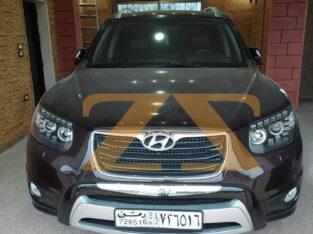 للبيع في دمشق هيونداي سانتافيه