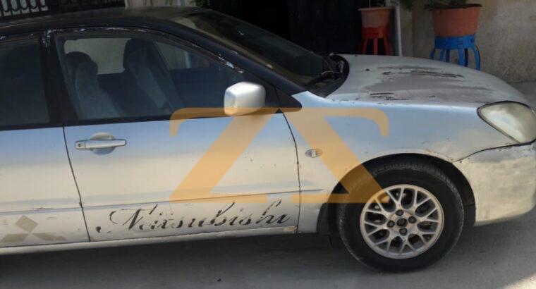 للبيع في دمشق ميتسوبيشي لانسر