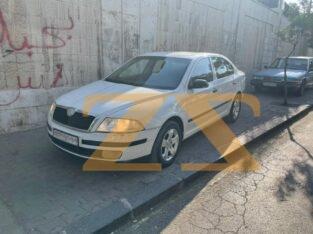 للبيع في دمشق سكودا اوكتافيا اليغانس