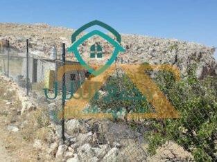 ارض زراعية للبيع في ريف دمشق صيدنايا
