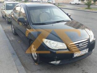 للبيع في دمشق هيونداي افانتي