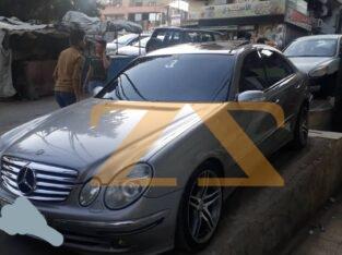 للبيع في دمشق مرسيدس E200