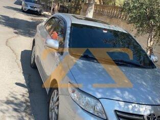 للبيع في دمشق تويوتا كورولا