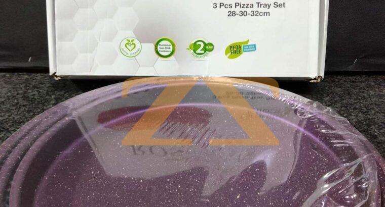 طقم صواني بيتزا