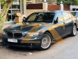 للبيع في دمشق BMW 750 Li