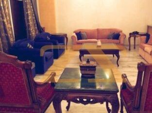 منزل للايجار في دمشق مزة فيلات غربية