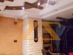 منزل للايجار في دمشق الروضة