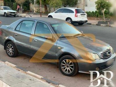 للبيع في دمشق جيلي ck1