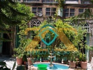 منزل دمشقي للبيع في باب توما