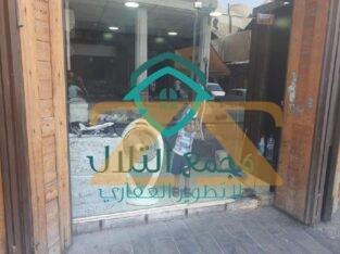عقار تجاري للاجار في دمشق القصور