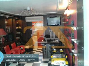 للايجار محل في دمشق الغساني