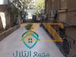 عيادة للاجار السنوي في دمشق شارع بغداد